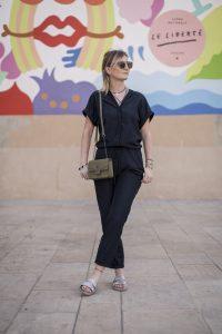 look combinaison blogueuse mode toulon