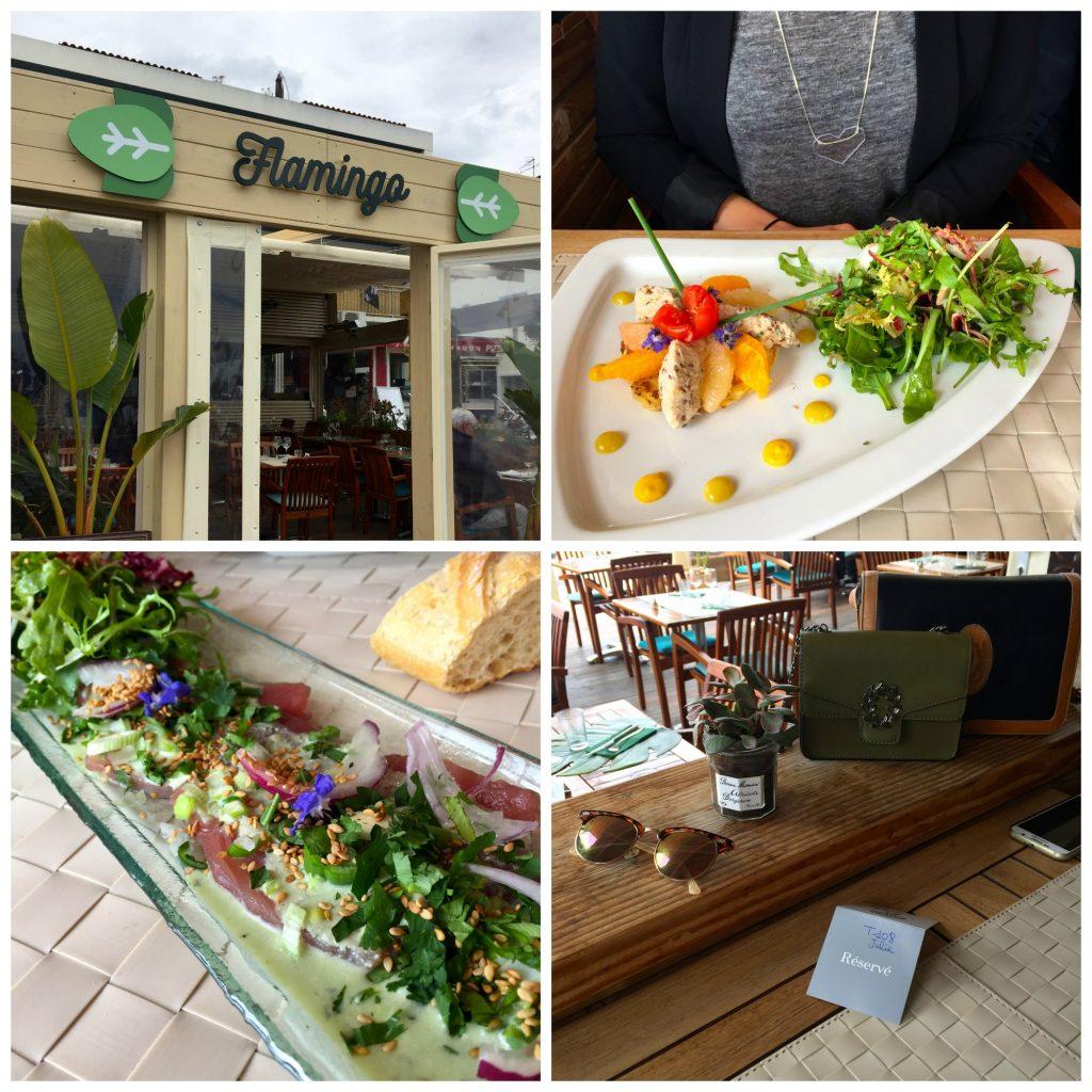 Mon avis sur le restaurant le flamingo au port de carqueiranne from toulon with love - Restaurant carqueiranne port ...