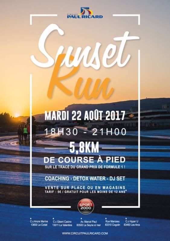 sunset-run castellet sport où courir à Toulon blog sport toulon
