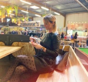 Inauguration du concept de food court HALLBOX'S aux Playes